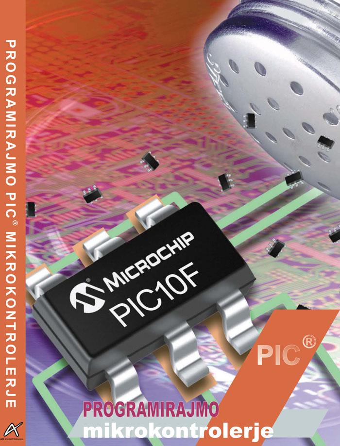 Slike PPM PPM 1 - Programiranje PIC mikrokontrolerjev