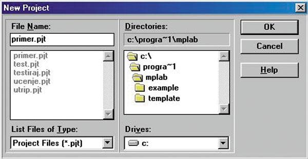 Slike PPM PPM 9a - PIC od začetka - uvod