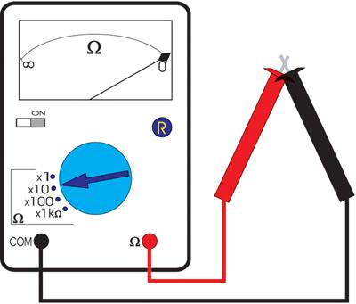 Slike EZZ EZZ 15b - Merjenje upornosti