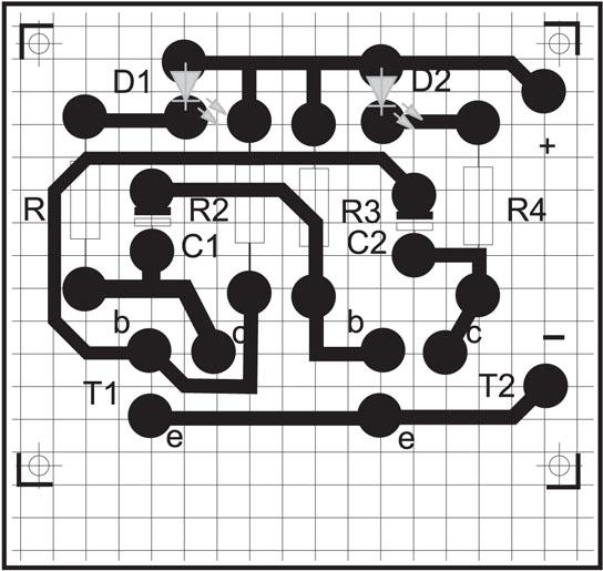Slike EZZ EZZ 28e - Načrtovanje tiskanih vezij