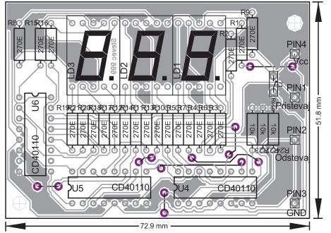 Revija 181 181 42b - Elektronika za začetnike - CMOS logična vezja serije 4000 II (15)