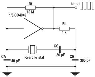 Revija 182 182 44a - Elektronika za začetnike - CMOS logična vezja serije 4000 III (16)