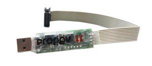 Proggy II 13 IDC10 300x132 - Proggy II AVR programator