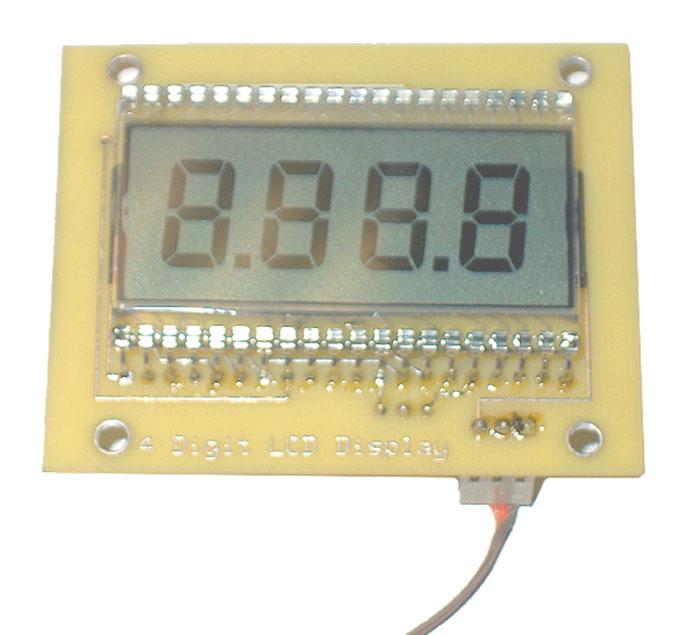 "Revija 200 200 40 - Serijski LCD ""nahrbtnik"""