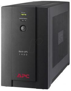 257 5 02 233x300 - Test UPS APC Back-UPS BX1400U-GR 700 W / 1400 VA