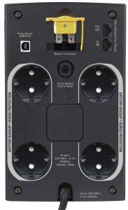 257 5 04 183x300 - Test UPS APC Back-UPS BX1400U-GR 700 W / 1400 VA