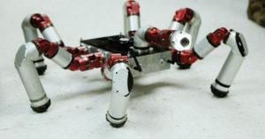 SE262 9 03 300x157 - Hitro vrteči se pajek navdihuje novo generacijo robotov