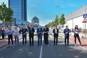264 8 06 300x200 - Po BTC Cityju Ljubljana prvič z avtonomnim vozilom