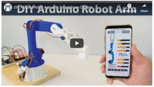 274 49 01 300x170 - Izdelajmo Arduino robotsko roko z brezžičnim upravljanjem prek pametnega telefona
