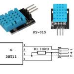 285 46 01 150x150 - KY-015, senzor temperature in vlažnosti: Bascom-AVR programi za module iz kompleta 37-v-1 (8)