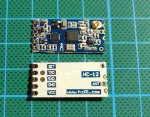 11 1 2 300x233 - HC-12, modul za brezžično UART povezavo