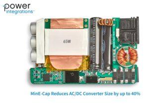 5 1 300x212 - Novo MinE-CAP integrirano vezje proizvajalca Power Integrations zmanjšuje velikost AC-DC pretvornikov do 40%